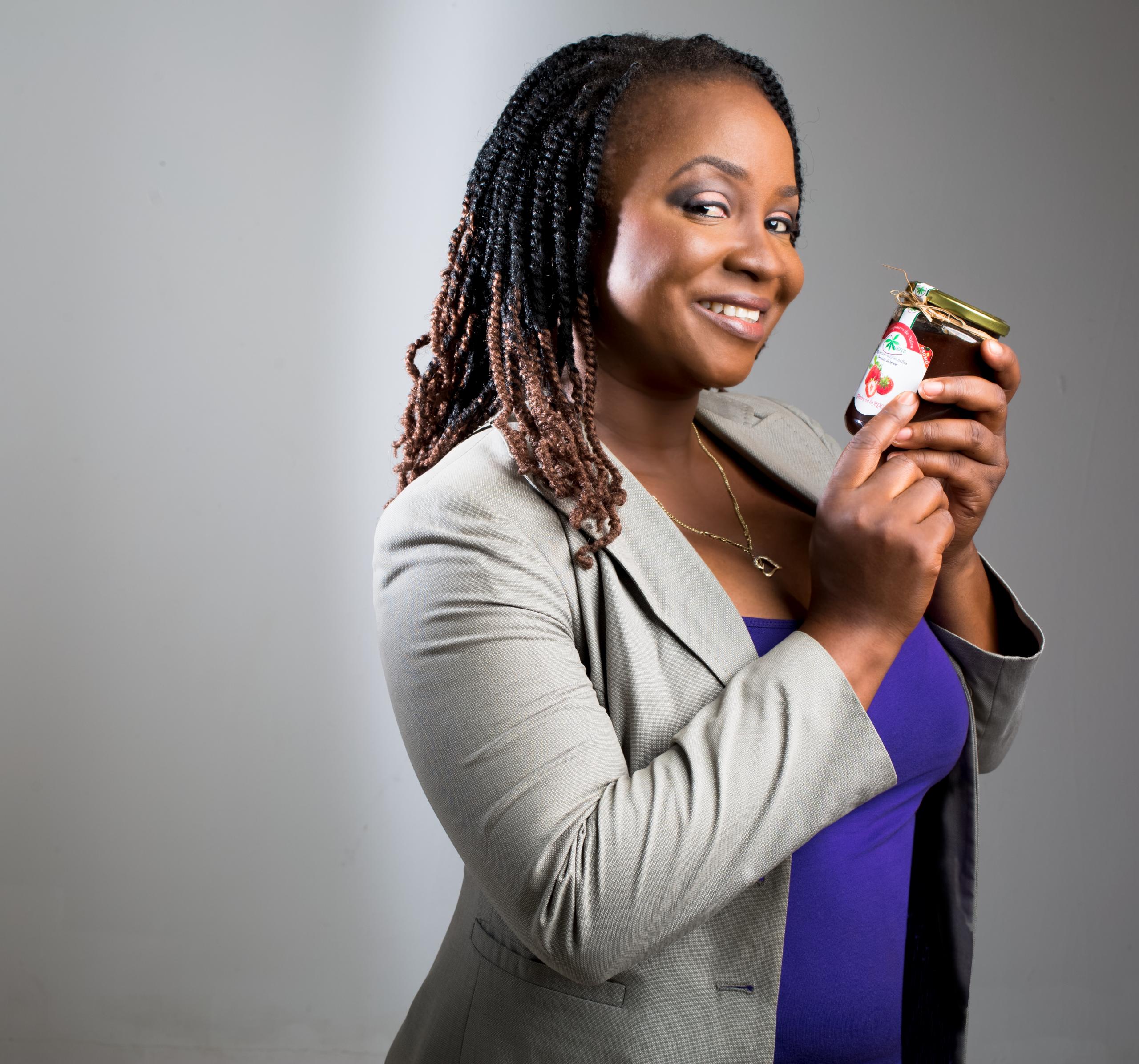 Sivi Malukisa-Manitech Congo CEO-2019-love her job