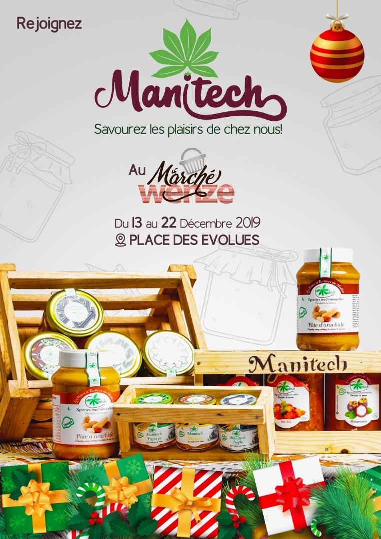 Poster design Wenze 2019-Manitech Congo-Kinshasa DRC